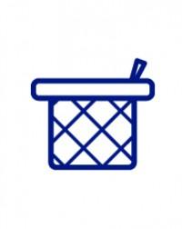 Filets de lavage & options