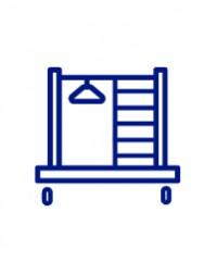 Chariots distributeurs à casiers